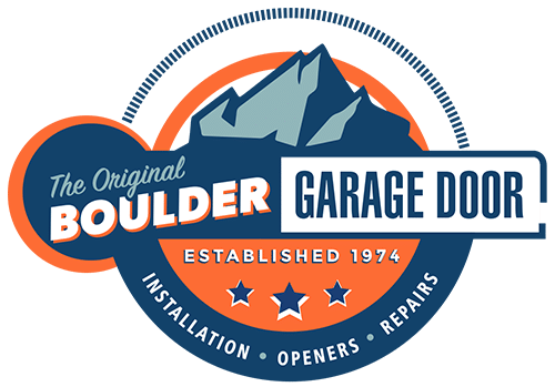 Boulder Garage Door Logo