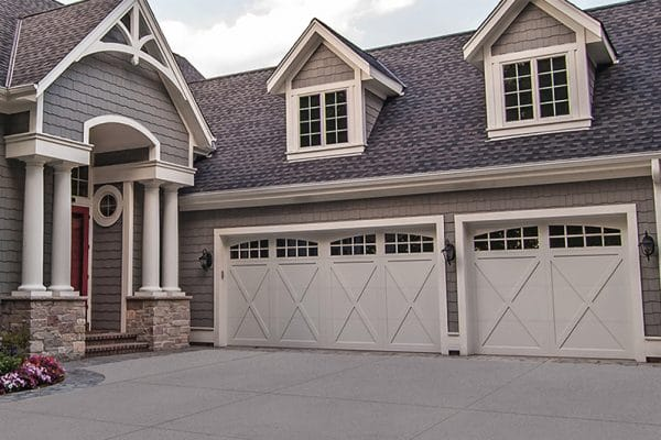 Garage door design and installation
