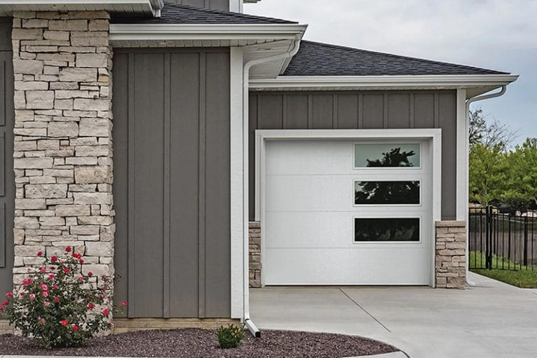 Need a new single garage door