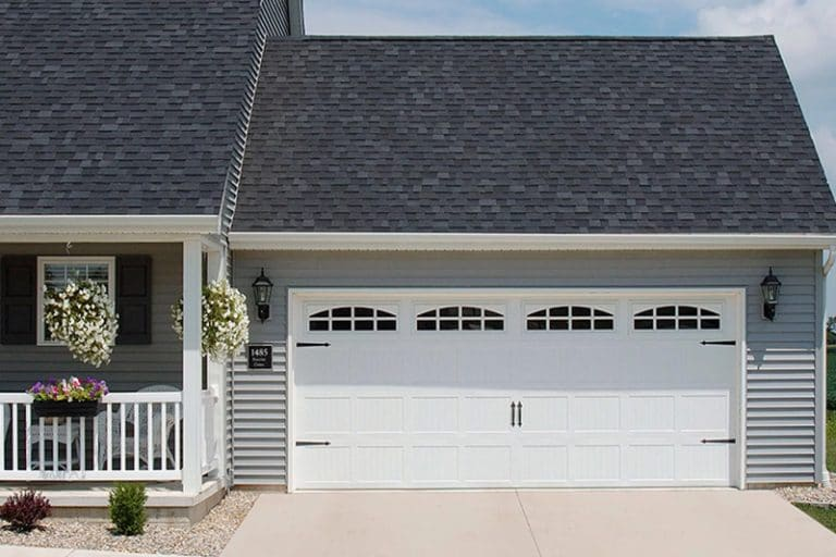new wood garage door installer in Boulder