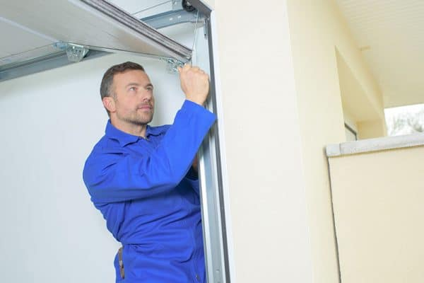 garage door repair in Boulder
