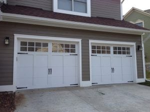 What to think about if you want windows in your garage door