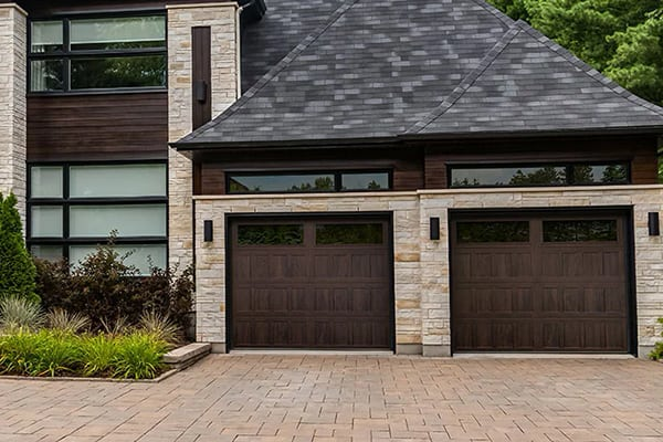 Change your curb appeal with a new garage door