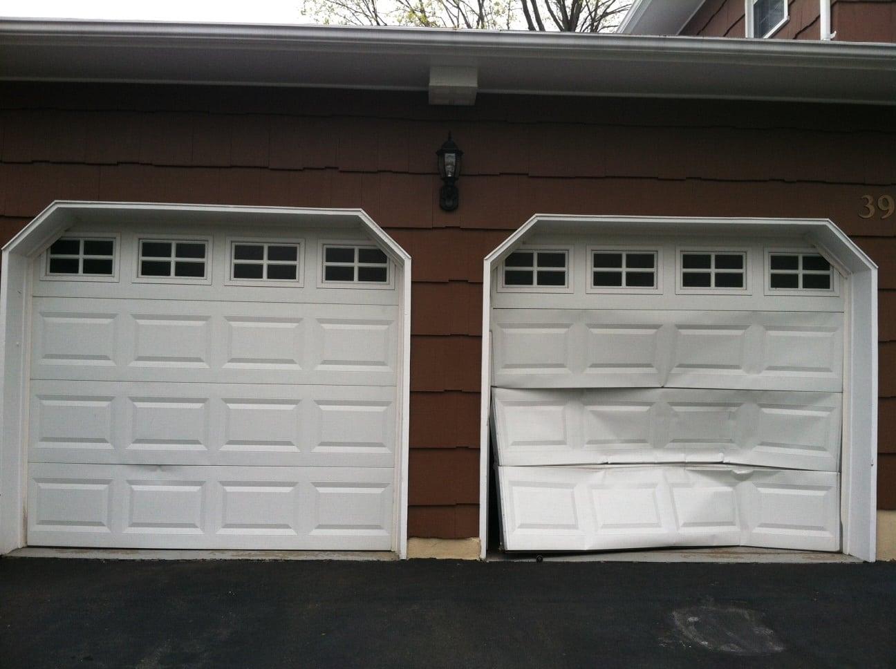 Garage Door Dent Boulder Garage Doors